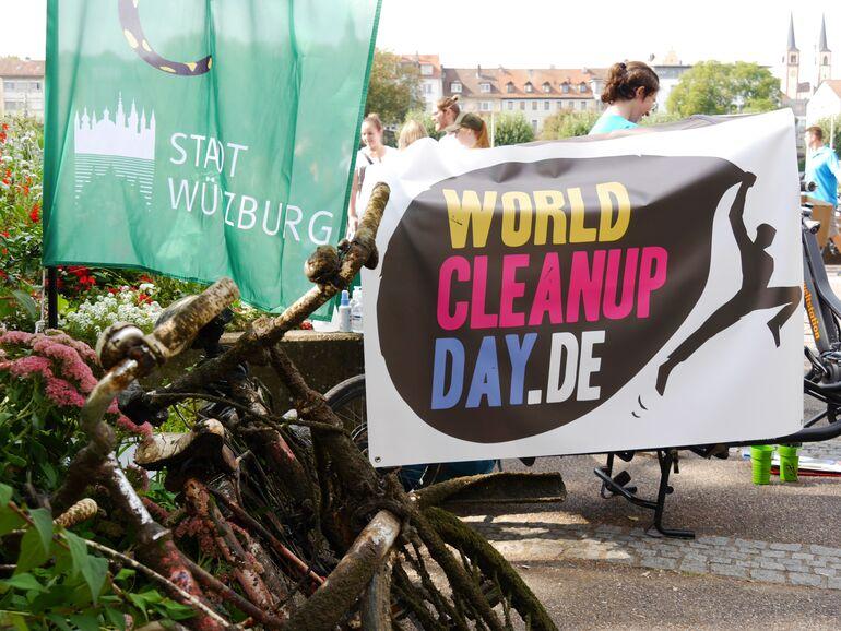 World Cleanup Day Würzburg_c_Jakob Sänger_2